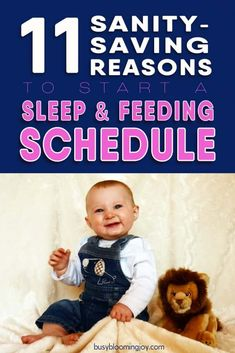 10 baby sleep tips to get your newborn to sleep through the night by 3 months. Start gently sleep training now so you can avoid cry-it-out Baby Sleeping All Day, Sleeping Patterns For Babies, Baby Sleep Through Night, Sleeping Through The Night, Gassy Baby, Baby Monat Für Monat, Gripe Water, Sleep Schedule, Tips