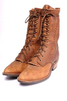 Packer Size 9 M Woman's Boot by MetropolisNYCVintage on Etsy, $125.00