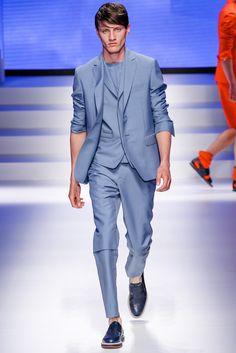 Salvatore Ferragamo Spring 2014 Menswear Collection Photos - Vogue