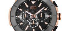 Cerruti 1881 lança novo relógio da linha Fano