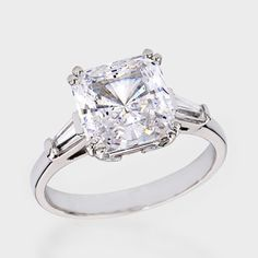inspiration for my engagement ring many, many years down the road. this design with a real diamond and no cz