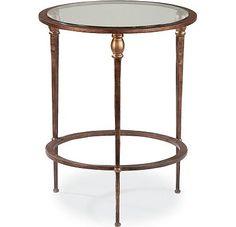 Stiletto - Round Accent Table
