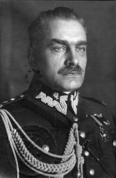 Allied leaders - Felicjan Sławoj Składkowski (9 June 1885 - 31 August 1962) was a Polish physician, general and politician who served as Polish Minister of Internal Affairs and was the last Prime Minister of Poland before World War II.