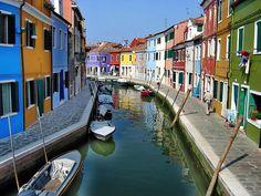Burano-Venice Ital