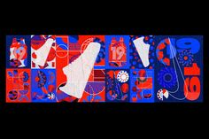 Nike Le Quartier, irradié #graphicdesign #posters