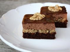 Czech Recipes, Sweet Desserts, Cheesecakes, Deserts, Food And Drink, Low Carb, Gluten Free, Favorite Recipes, Sweets