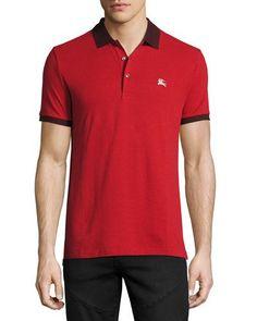 Burberry Men s Clothing. Camisa PóloHomens ... e881f24fd73