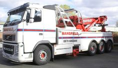 Volvo FH - Mansfield Group