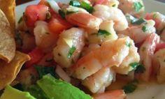 Skinny Shrimp Salsa - Weight Watchers Recipes