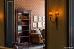 Grandhotel Les Trois Rois – Tradition inmitten von Basel