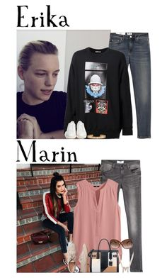 """""""Thursday // Pretend City Children's Museum w/Landon // 12/29/16"""" by graywolf520 ❤ liked on Polyvore featuring MANGO, H&M, Gap, Nine West, Bony Levy, Acne Studios, Plastic Tokyo, Tom Ford, Cartier and MarinandErika"""