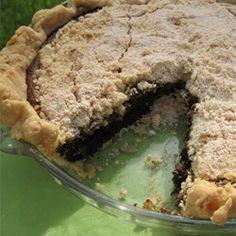 My Grandma's Shoo-Fly Pie Allrecipes.com