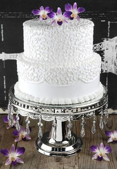 148 best CakeStands, ETC. images on Pinterest | Wedding cake stands ...