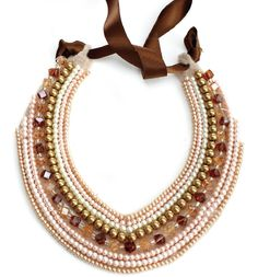 Statement Making Necklaces for a Perfect Look
