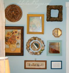 Guest Bedroom Details – Sheers, Wall Art and a bonus entry in the giveaway | | DIY Show Off ™DIY Show Off ™