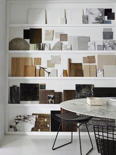 Interview with Designer Alexandra Donohoe Church Design Studio Office, Office Interior Design, Office Interiors, Architecture Design, Corner House, Showroom Design, Church Design, Decoration, Furniture