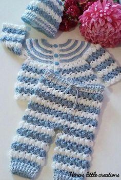 completo neonato golfino  pantaloni  cappellino