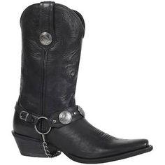 Durango 12 Concho Harness Boots