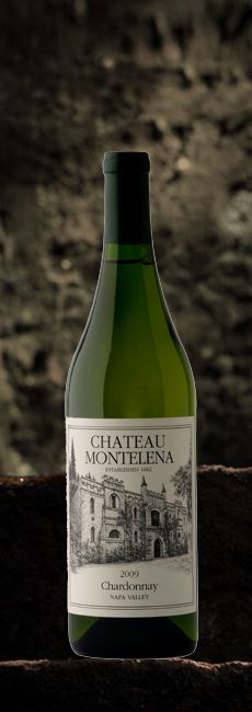 Chateau Montelena Chardonnay - the wine that put Napa on the map for fine wine making. Not the 1972 but it's still pretty darn good!