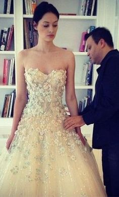 Zuhair Murad  Tiana wedding dress currently for sale at 72% off retail.