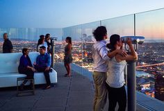 For a different view of Los Angeles, visit OUE Skyspace LA, where a 360° video experience and Infinity Mirror are just the start. The breathtaking views of southern California atop the tallest building west of the Mississippi culminate in a thrilling 45ft glass slide...nearly 1000ft above LA.