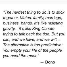 U2 Quotes. QuotesGram