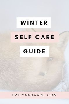 For today's blogmas post, I've created a self care guide for getting through the winter! Check it out for tips on how to combat this harsh season! Self Development, Personal Development, Self Care Routine, Take Care Of Yourself, Self Help, Wellness Tips, Health And Wellness, Self Improvement, Self Love