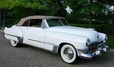 1949 Cadillac convertible #1949cadillacconvertibleclassiccars