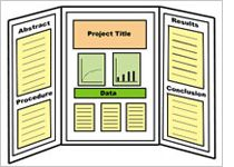 trifold poster presentation template