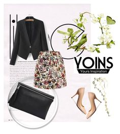 """""""bag"""" by woman-1979 ❤ liked on Polyvore featuring yoins"""