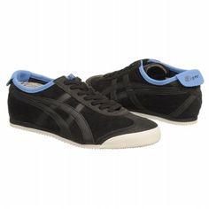 Onitsuka Tiger Mexico 66 Shoes (Black/Black) - Men's Shoes - 11.5 M