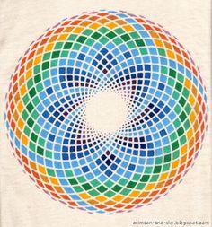 sacred geometry, torus, inner peace