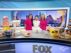 Julie Myrtille on Fox7-8Wcomp