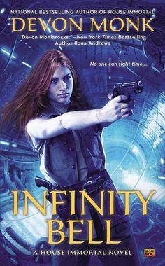 Between dreams and reality | Infinity Bell de Devon Monk (VO)