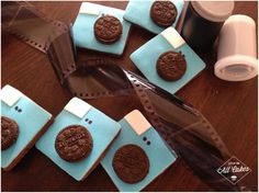 Kamera Kekse | Camera cookies