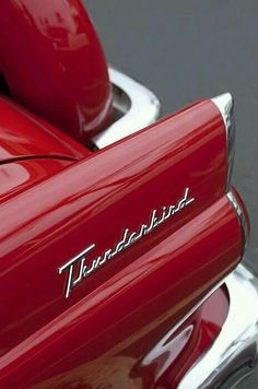 Vintage Cars 1956 Ford Thunderbird Taillight Emblem 2 Photograph by Jill Reger - 1956 Ford Thunderbird Taillight Emblem 2 Fine Art Prints and Posters for Sale Ford Thunderbird, Retro Cars, Vintage Cars, Ferrari, Learning To Drive, Ford Classic Cars, Chevy Classic, Red Wallpaper, Emblem