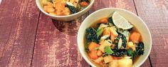Magic Root Vegetable Soup Recipe   The Chew - ABC.com