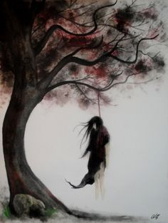 """The hanging tree. """"Are you, are you coming to the tree? where a man called out for his love to flee, strange things did happen here, no stranger would it be, if we met at midnight by the hanging tree"""""""