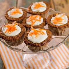 Egy finom Répatorta-muffin citromkrémmel - lépésről lépésre ebédre vagy vacsorára? Répatorta-muffin citromkrémmel - lépésről lépésre Receptek a Mindmegette.hu Recept gyűjteményében! Mini Cupcakes, Muffins, Cooking, Breakfast, Food, Meal, Kitchen, Morning Coffee, Muffin