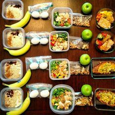 Meal prep ideas & inspiration for overcoming ruts