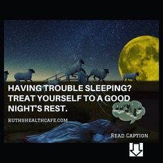Having Trouble Sleeping? Night After Night? You are not alone. You might want to give this a try :)ow.ly/lrvn30fhe15