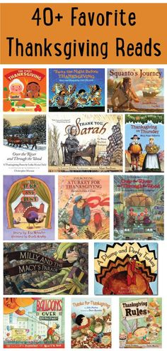 Wondering which Thanksgiving books are good to read to your class? We've got you covered with this list of 40 books that are perfect for lessons on gratitude, history and more. Thanksgiving Books, Thanksgiving Activities, Fall Books, Thanksgiving History, Worksheets, Just In Case, Just For You, Kindergarten, Mentor Texts