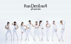 Girls Generation  Run Devil Run