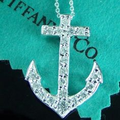 Tiffany+ Anchors Necklace= L.O.V.E.
