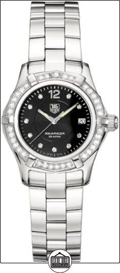 TAG Heuer WAF141D.BA0824 - Reloj para mujeres  ✿ Relojes para mujer - (Lujo) ✿