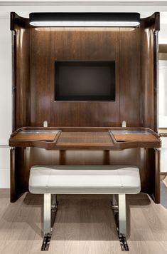 Soul Sanctuary: The Vertigo 220' Superyacht Has A Sophisticated Interior Designed by Christian Liaigre.