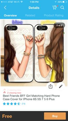 Best friends phone cases - Everything About Technology 2019 Bff Iphone Cases, Cute Ipod Cases, Bff Cases, Iphone 5s Covers, Hard Phone Cases, Best Friend Cases, Friends Phone Case, Tumblr Best Friends, Beat Friends