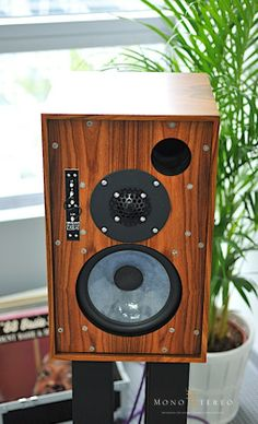 GRAHAM LOUDSPEAKER Mono and Stereo High-End Audio Magazine: Munich 2014 High-end audio show photo report part 2