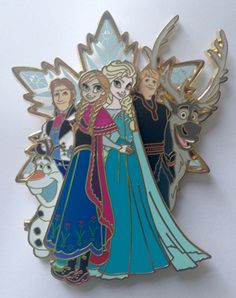Frozen Jumbo Pin