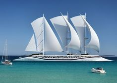 Phoenicia Sailing Yacht Concept